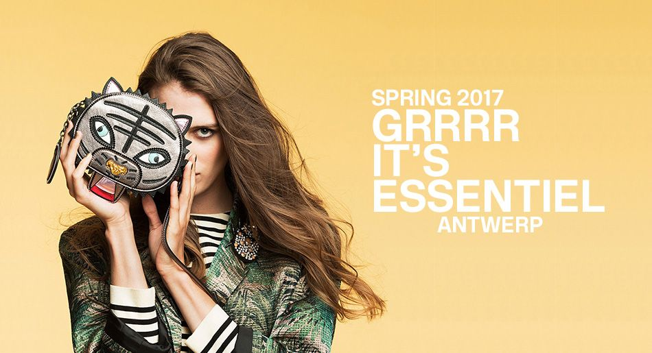 2017 Pre Spring collection - Essentiel Antwerp