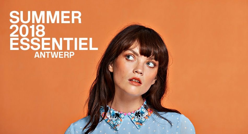 Summer 2018 Women's Collection - Look1 | Essentiel Antwerp