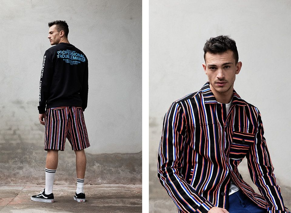 SUMMER 2018 MEN LOOKBOOK - look 7| Essentiel Antwerp