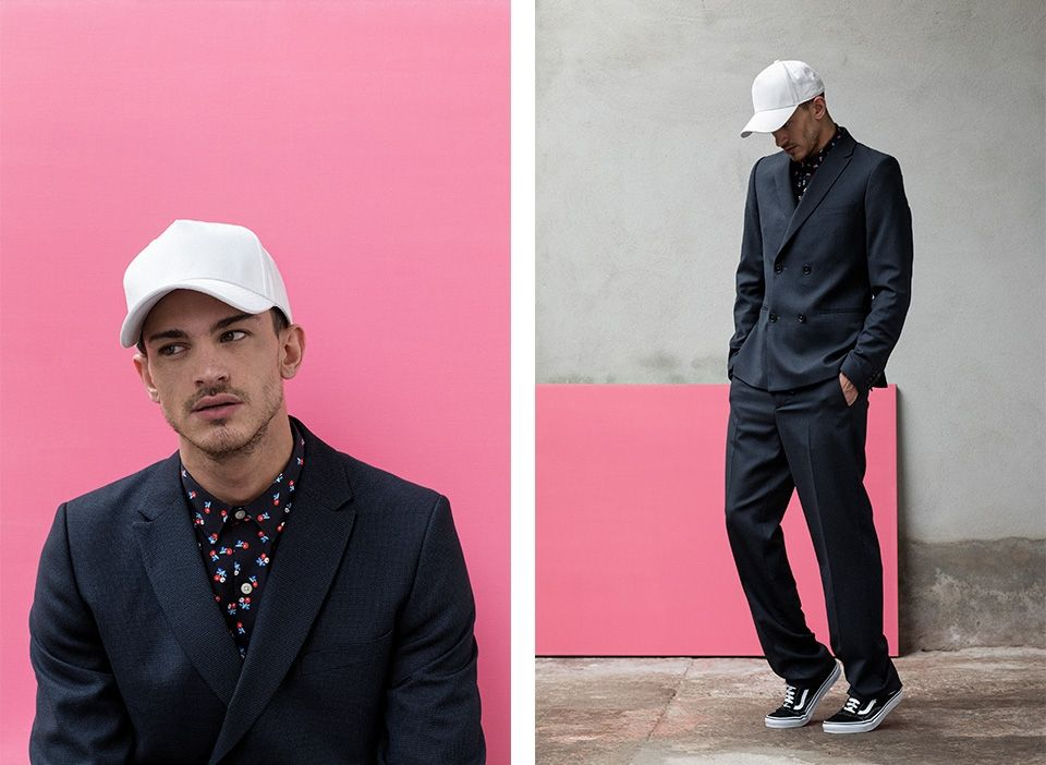 SUMMER 2018 MEN LOOKBOOK - look9| Essentiel Antwerp