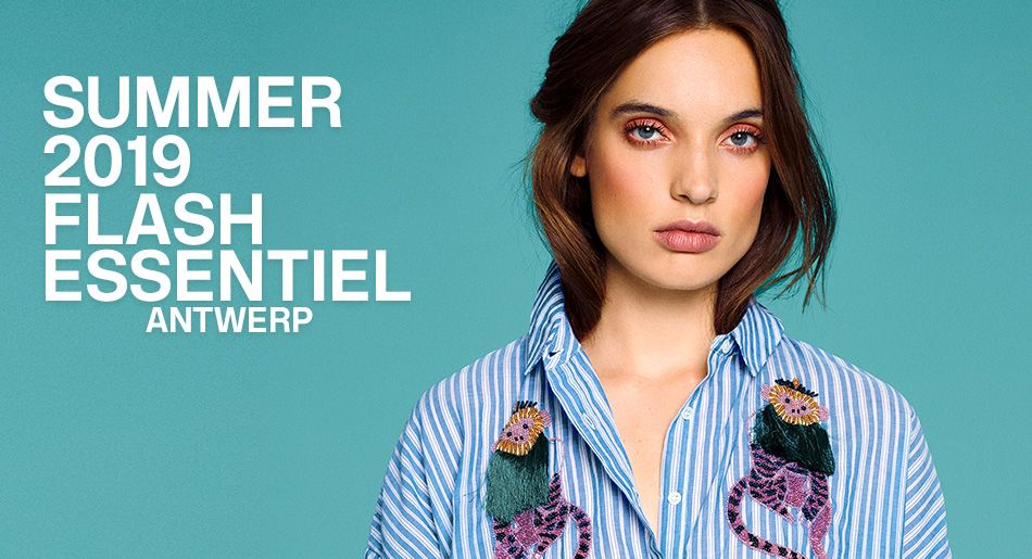 Summer Flash 2019 collection - Essentiel Antwerp