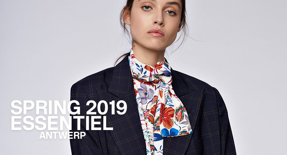 Spring 2019 collection - Essentiel Antwerp