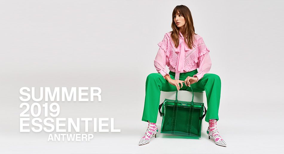 Summer 2019 collection - Essentiel Antwerp