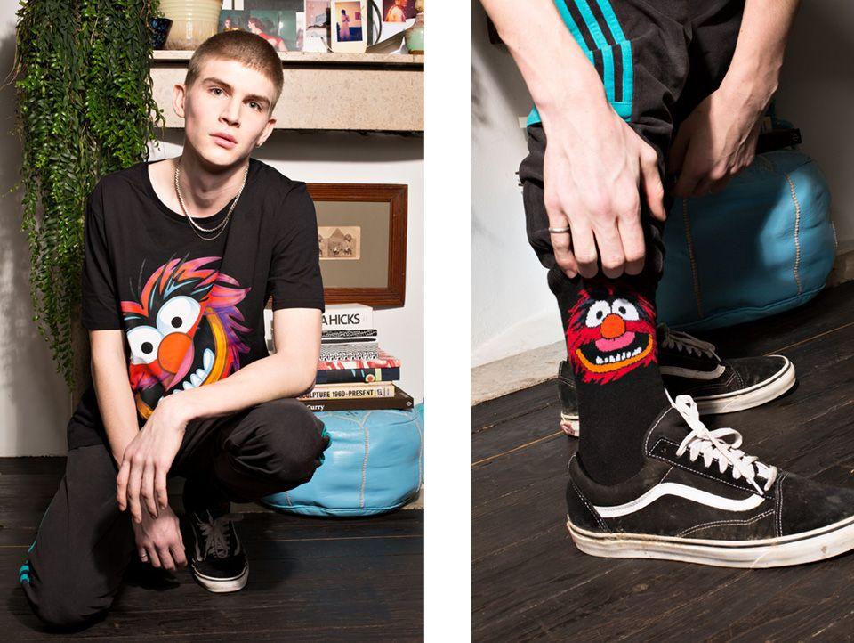2017 Essentiel x Disney - Muppets - look 14| Essentiel Antwerp