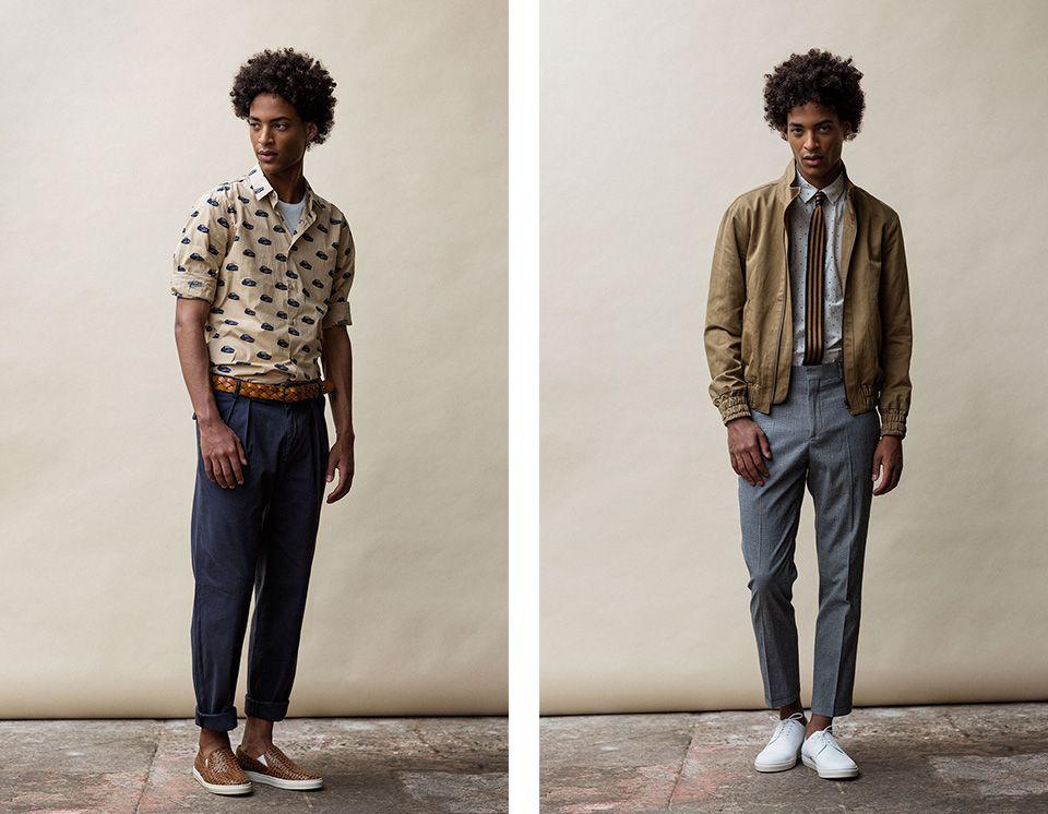 SUMMER 2017 MEN LOOKBOOK - look 8| Essentiel Antwerp