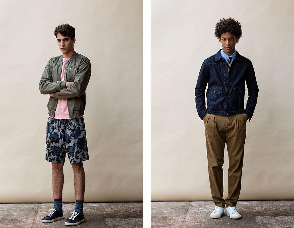 SUMMER 2017 MEN LOOKBOOK - look10| Essentiel Antwerp